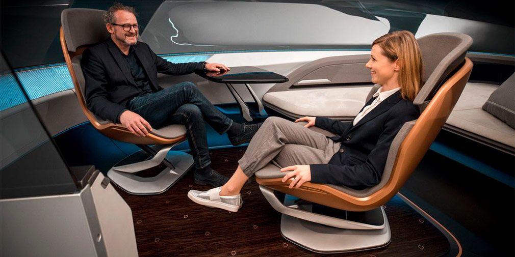 Audi Long Distance Lounge