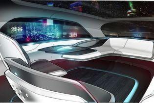 Audi создала интерьер беспилотного электрокара будущего