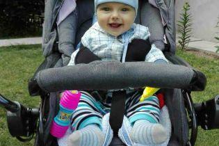 6-місячний Матвійко дуже потребує вашої допомоги