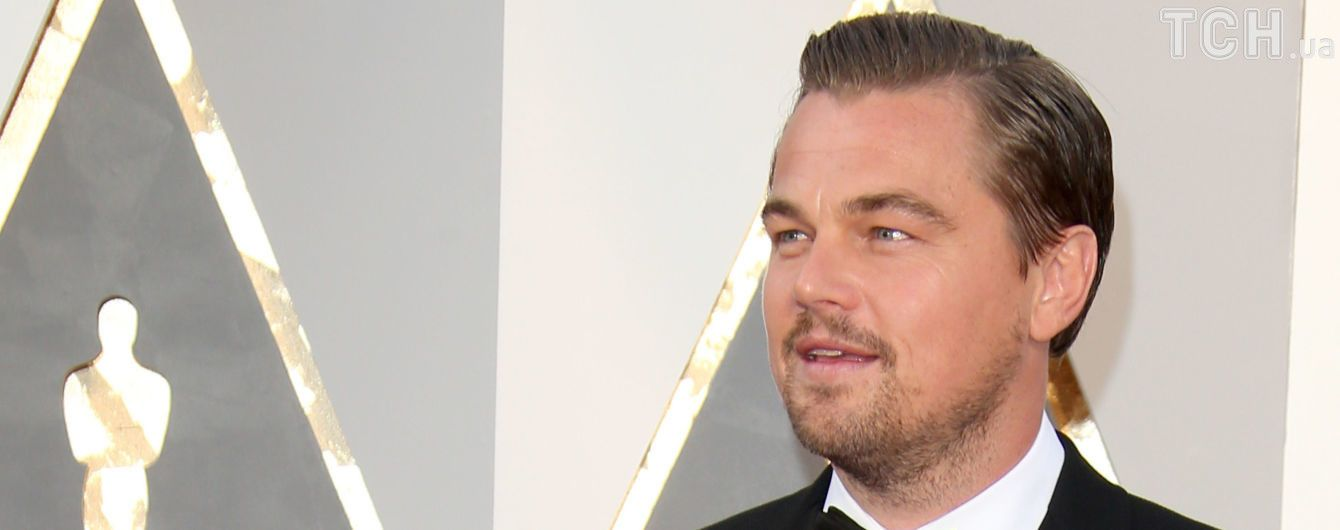 """Знов невдача: Ді Капріо віддав свій """"Оскар"""" слідчим"""