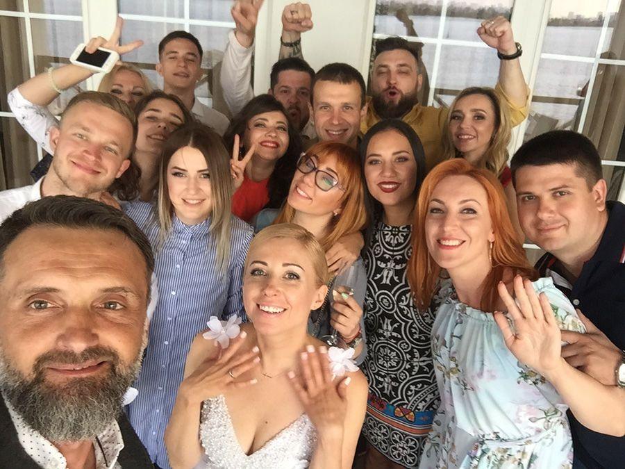 Свадьба Арсена Мирзояна и Тони Матвиенко_4