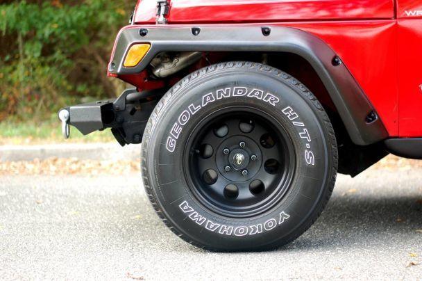 Американец установил на Jeep Wrangler мотор от Toyota Supra