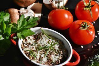 Сочное итальянское блюдо: рецепт ризотто с томатами, апельсином и морковью