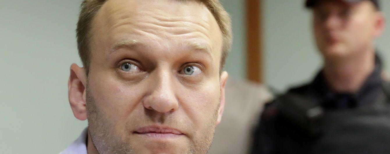 Навальний вийшов на волю після 25-денного арешту