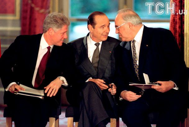 Вино с Меркель и обмен ручками с Горбачевым. Жизнь Гельмунда Коля в раритетних фото