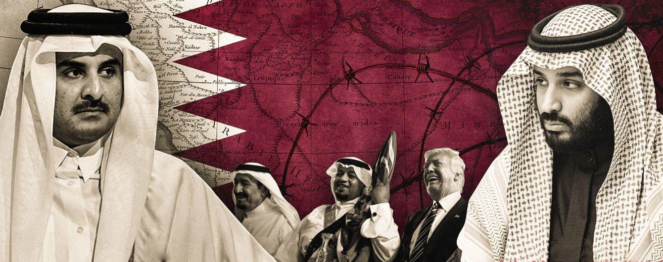 Жалюгідний стан арабського світу