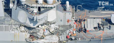Хакери могли влаштувати зіткнення контейнеровоза та американського есмінця - ЗМІ