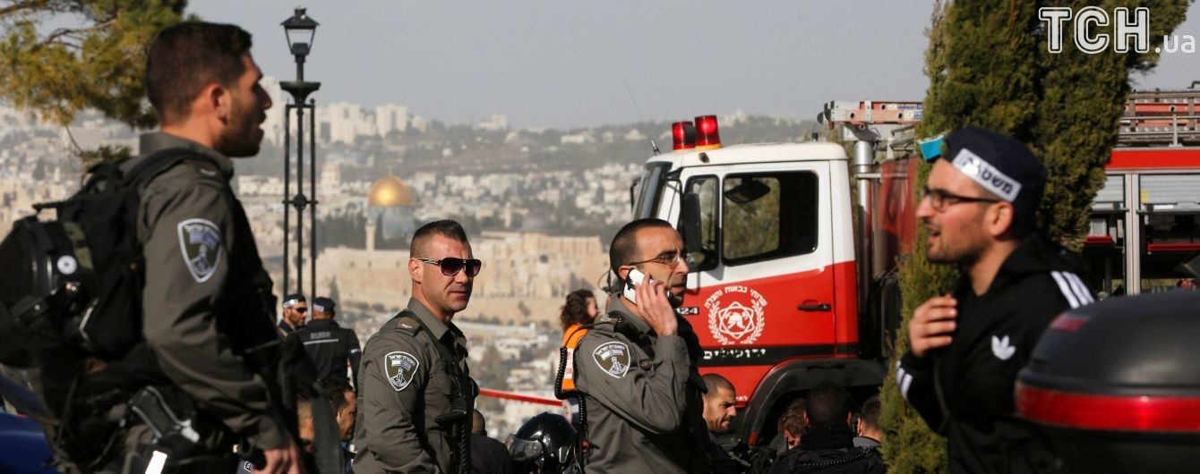 """""""Исламское государство"""" взяло на себя ответственность за теракт в Иерусалиме"""