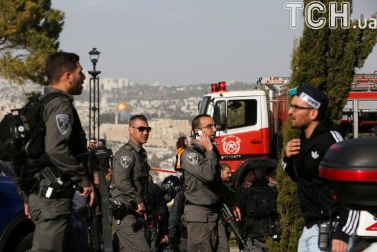"""""""Ісламська держава"""" взяла на себе відповідальність за теракт в Єрусалимі"""