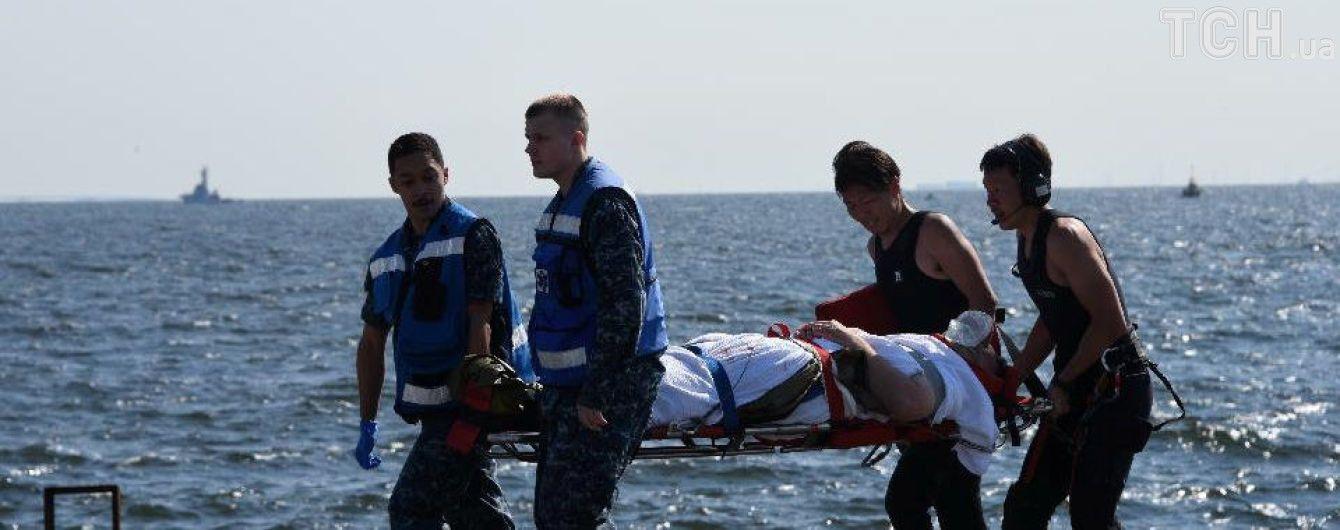 Зіткнення суден біля Японії: ВМС США підтвердили, що поранено командира есмінця Fitzgerald