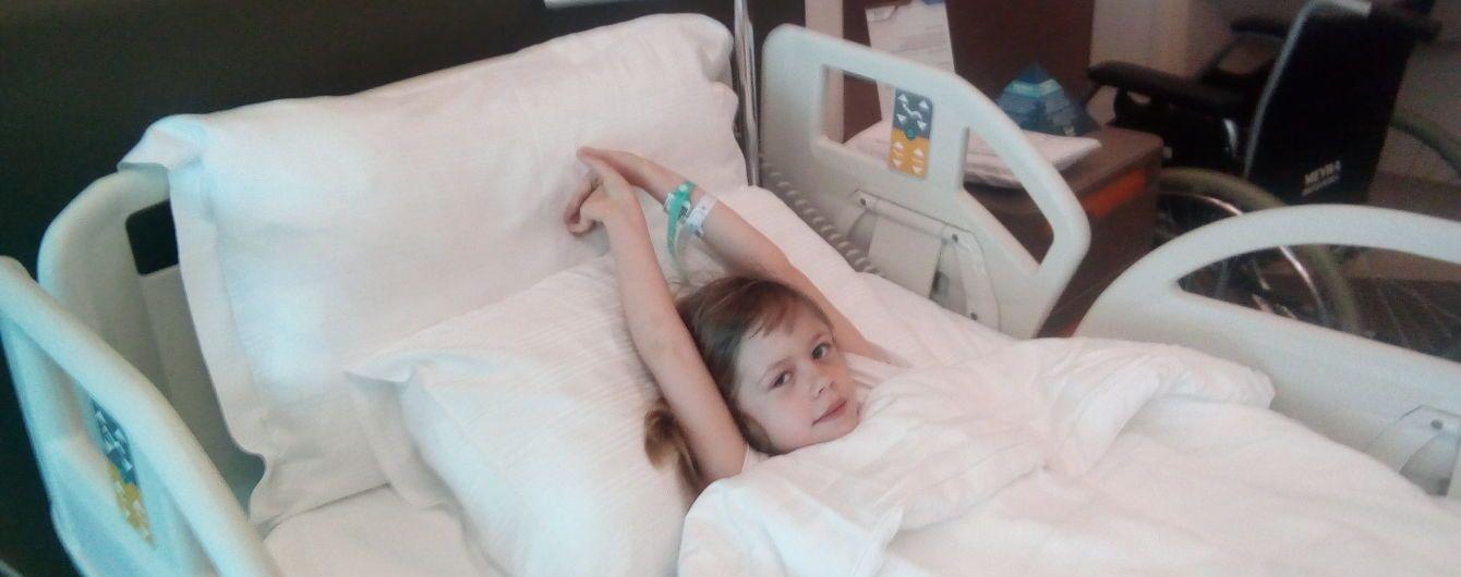 В немедленной помощи нуждается 6-летняя Настя