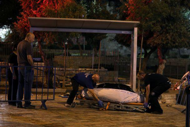 Жорстока атака в Єрусалимі: поліція Ізраїлю не бачить зв'язку між нападниками і терористами