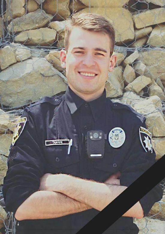 У Чернівцях у ДТП загинув 24-річний лейтенант поліції