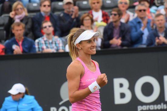 Українка Цуренко зупинилася за крок від фіналу тенісного турніру в Нідерландах