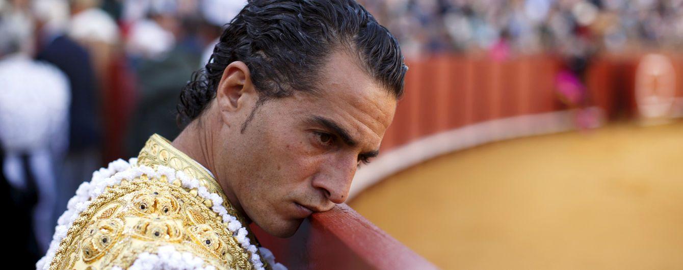 Бык убил известного испанского матадора