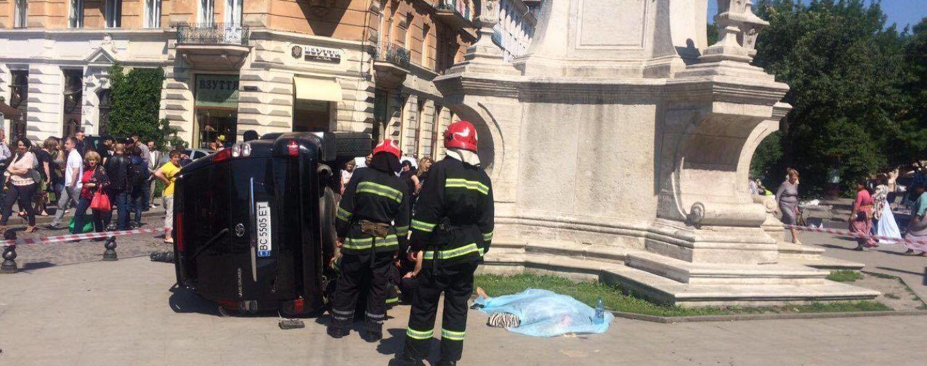 Виновником смертельного ДТП во Львове оказался бывший сотрудник ГАИ
