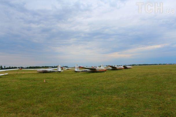 Невесомость и кайф: как украинские планеристы покоряют небо