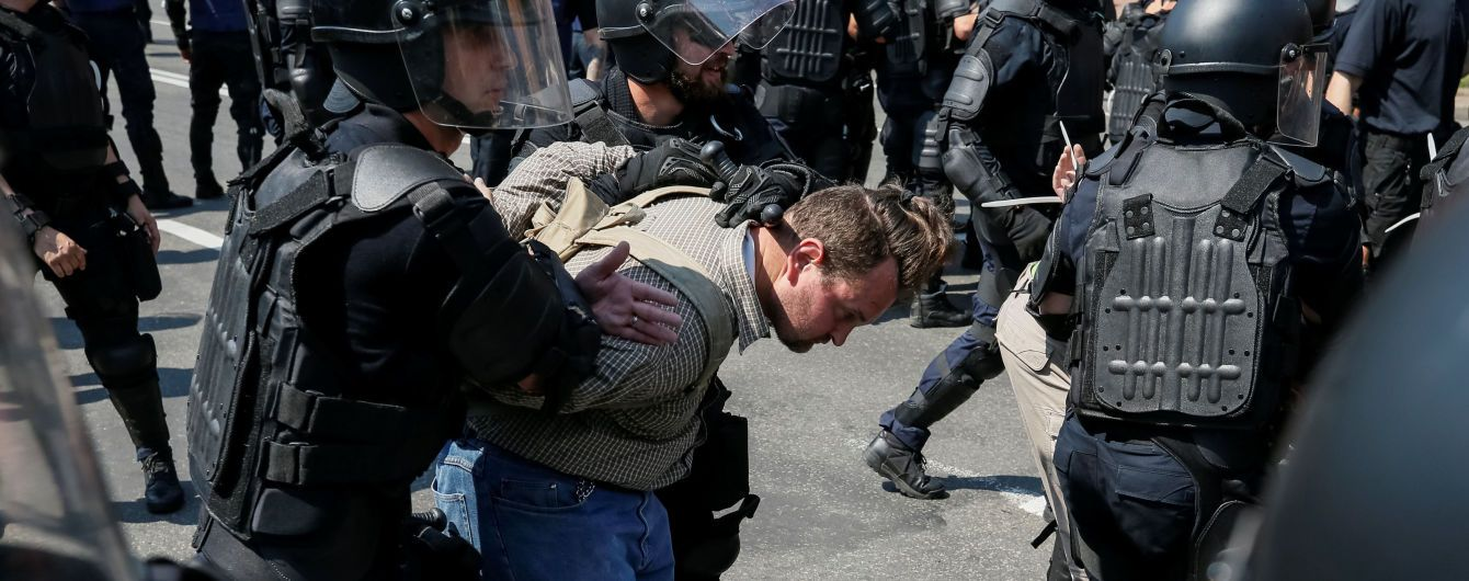 """Полиция отпустила всех задержанных во время проведения """"Марша равенства"""""""