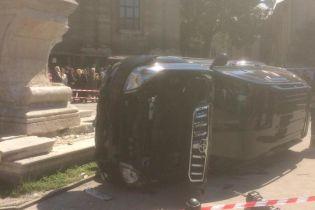 У поліції розповіли деталі жахливої ДТП у центрі Львова