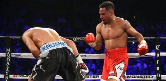 Росіянин Ковальов програв Ворду бій-реванш за три чемпіонські титули