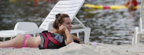 На Украину надвигается жара свыше 30 градусов