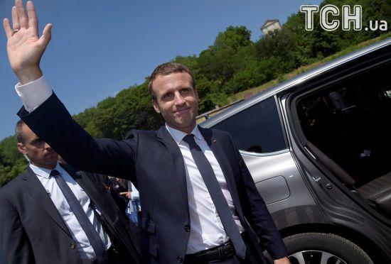 Партія Макрона офіційно здобула перемогу на виборах у Франції