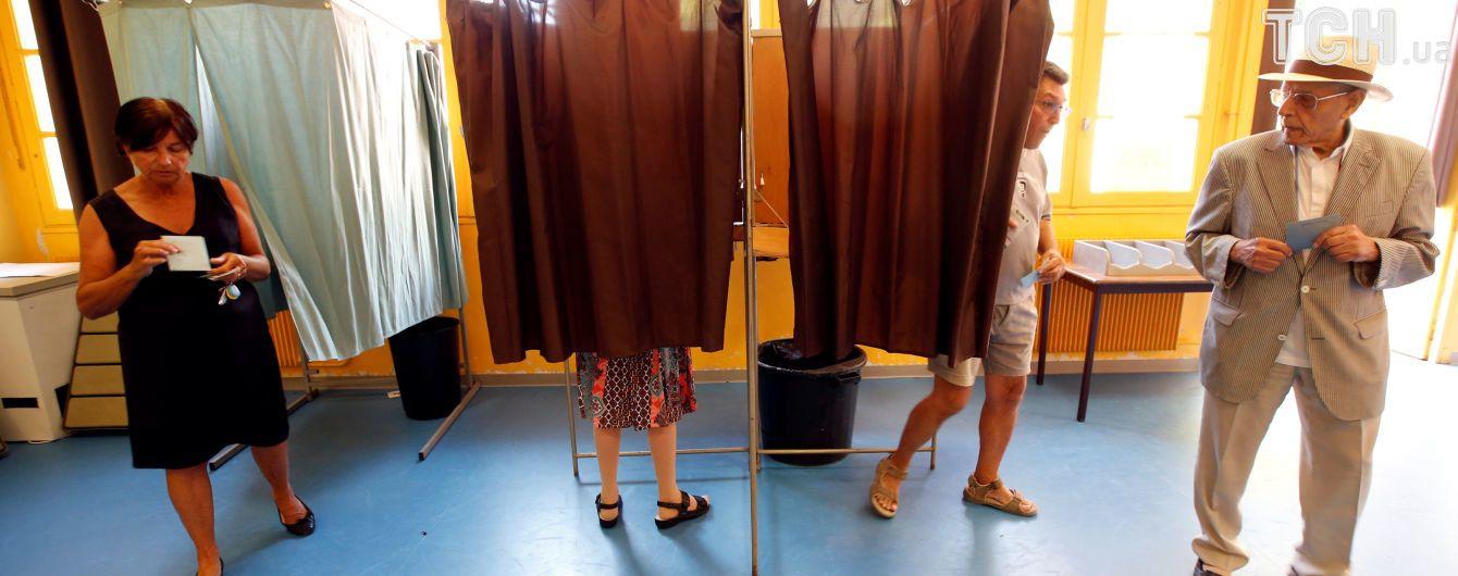 Партия Макрона получит меньше мест в парламенте Франции, чем считалось ранее - экзит-поллы