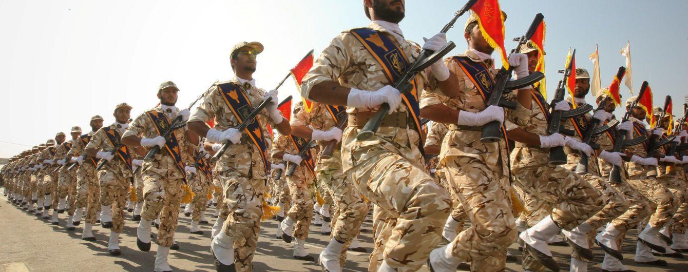 Іран обстріляв ракетами бойовиків у Сирії у відповідь на теракти у Тегерані