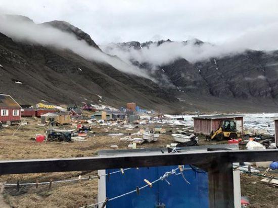 У Гренландії цунамі змило у море будинки, є зниклі безвісти