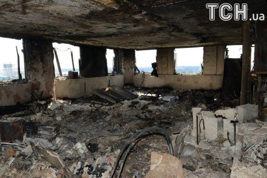 Збільшилася кількість жертв пожежі в лондонському хмарочосі