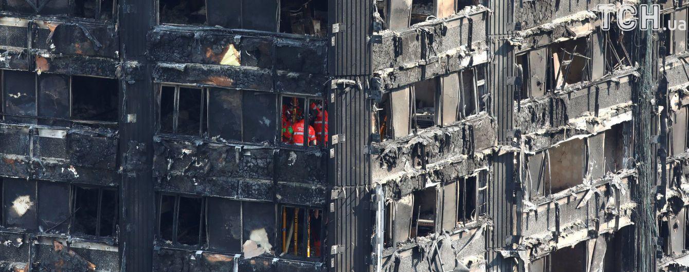 Причиною пожежі у Лондоні, яка забрала життя 79 осіб, став холодильник
