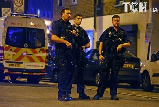 Унаслідок вибуху в лондонському метро постраждало п'ятеро осіб
