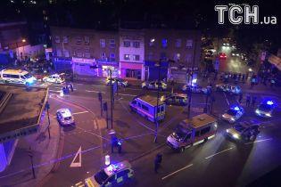 Унаслідок наїзду на пішоходів у Лондоні постраждало 10 осіб - ЗМІ
