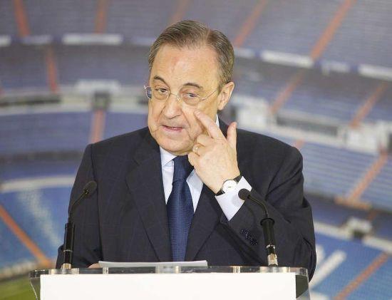"""Перес залишився президентом """"Реала"""" на третій термін поспіль"""