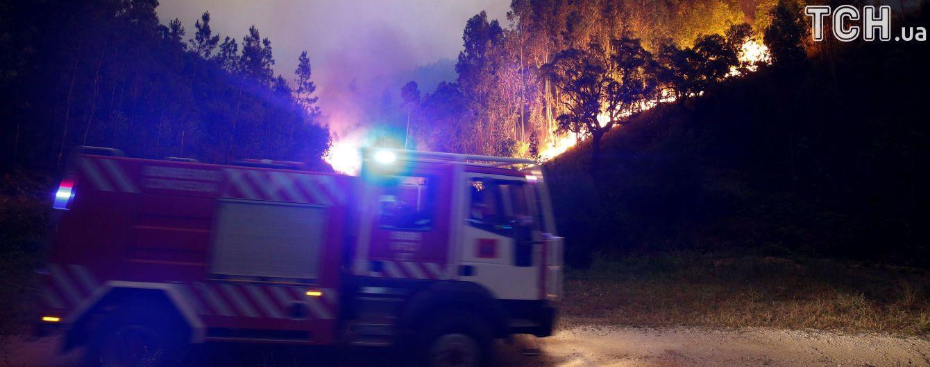 Европа в огне. Лесные пожары добрались до Хорватии