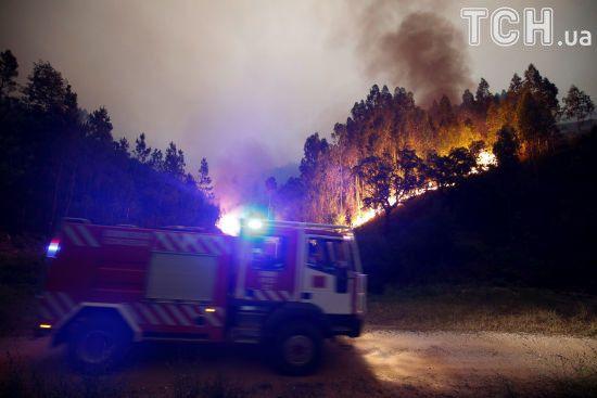 Європа у вогні. Лісові пожежі дісталися Хорватії