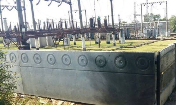 На Донбассе прогремел взрыв: неизвестные хотели обесточить железнодорожную станцию и деревню