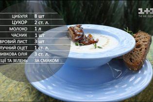Луковый суп - рецепты Сеничкина