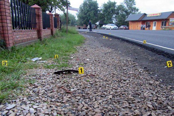 НаПрикарпатье военный сбил насмерть ребенка ипытался утаить тело