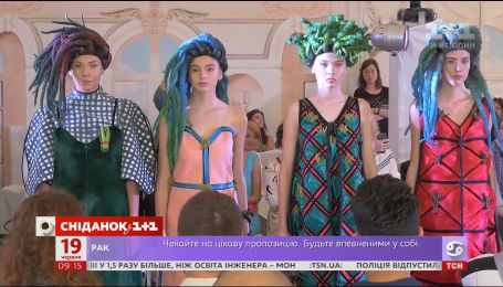 В Одесі пройшов конкурс молодих дизайнерів одягу