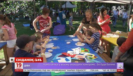 """На благодійному """"Кураж Базарі"""" зібрали 500 000 грн для дітей із особливими потребами"""
