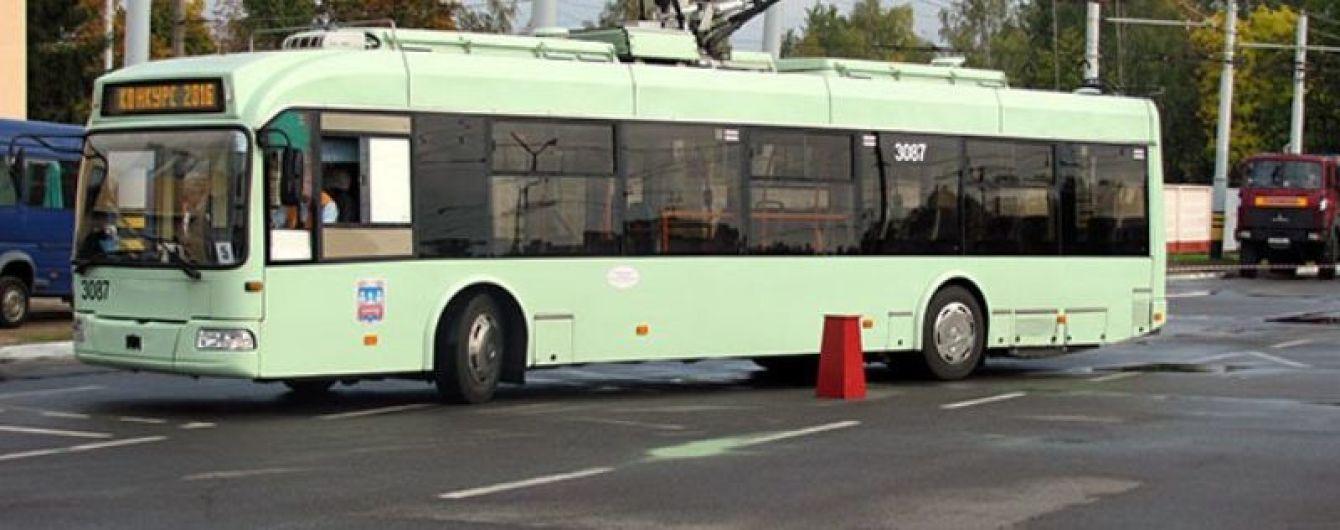 Белорусы выиграли тендер на поставку троллейбусов в Одессу