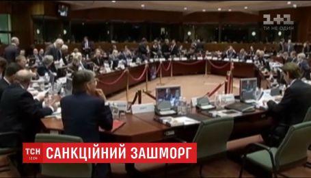 Рада ЄС продовжить санкції проти Росії
