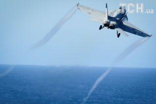 Росія пішла на контрзаходи після збитого літака Асада в Сирії