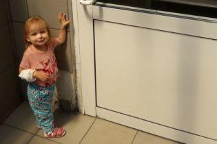 В срочной трансплантации почки нуждается 2-летняя Миланка