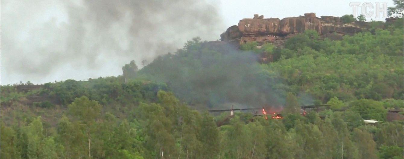 У Малі військові знищили групу ісламістів, які напали на курорт