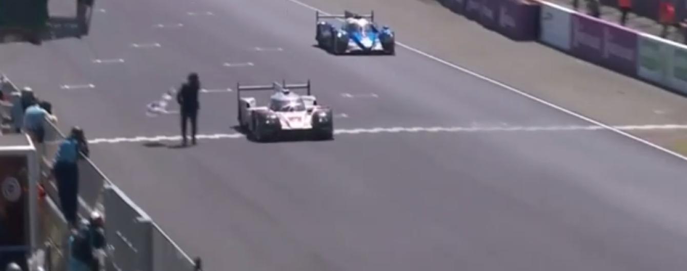 "Porsche выиграла гонку ""24 часа Ле-Мана"""