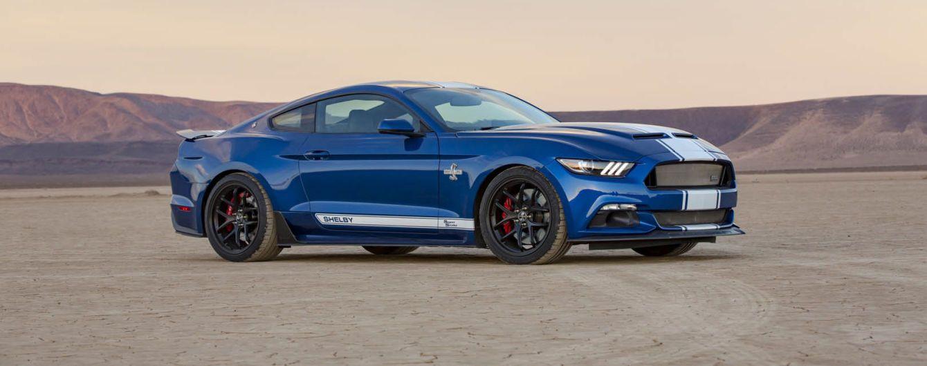 Shelby American расширяет географию продаж автомобилей