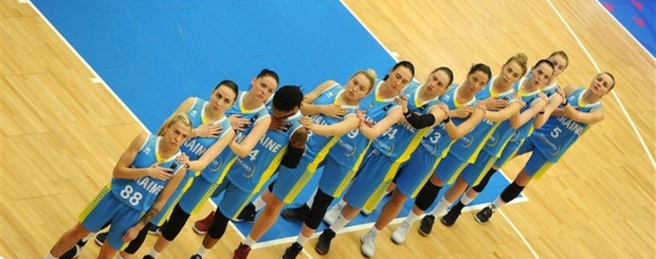 Украина уверенно переиграла Венгрию в третьем туре женского Евробаскета