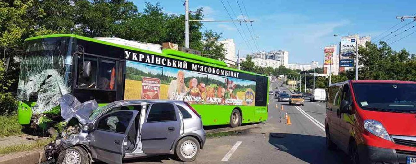 Смертельна ДТП у Харкові: в машині загиблого знайдено алкоголь